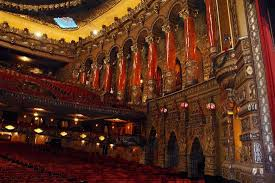 the fox theatre view from stage right