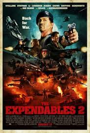 Church reunites the expendables for what should be an easy paycheck, but when one of their men is murdered on the job, their quest for revenge puts them deep in enemy territory and up against an unexpected threat. The Expendables 2 Wikipedia