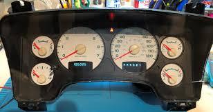 2004 Dodge Ram 1500 Instrument Cluster Lights 2003 2006 Dodge Ram 1500 2500 3500 Used Dashboard Instrument Cluster For Sale Mph