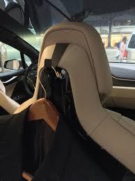 Coat Rack For Car Multipurpose Tesla Model X Coat Hooks EV items 42