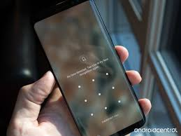 Retinal Scanner Door Lock Galaxy S8 Security Which Unlocking Method Should You Use