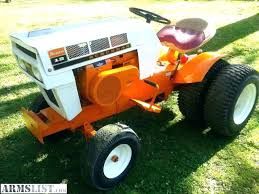garden tractor tiller attachment sears tractors attachments for trade red suburban craftsman used tracto