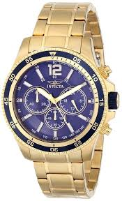 gold watches 4 men invicta men s invicta 13978 specialty analog gold watches men invicta