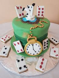 Mad Hatter Cake Designs Mad Hatter Cake Cedars Care Group