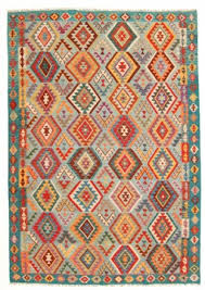 kilim rug multi color