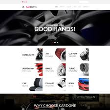auto parts website template auto parts responsive motocms ecommerce template 63719