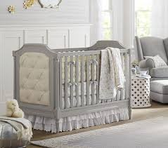 pottery barn babies room f4da6e25a6a9bb7f4a29d2b66cdb02b7 grey crib nursery bedding sets