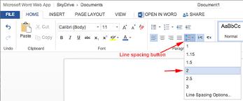 Mla Style In Word Mla Format Word 365 Office 365 Skydrive Mla Format