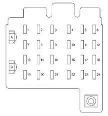 cadillac escalade 1998 2000 fuse box diagram auto genius cadillac escalade mk1 fuse box intrument panel
