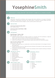 Creative Resume Templates Free Download For Microsoft Word Resume