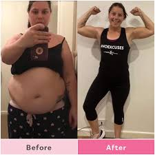 Losing 25kg in 12 months this mum overcome her mental health ...