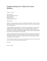 Business Thank You Letter Template Template Business Idea