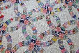 Accessories: Cool Wedding Ring Templates For Quilting   Enticing ... & Cool Wedding Ring Templates For Quilting   Enticing Double Wedding Ring  Quilt Adamdwight.com