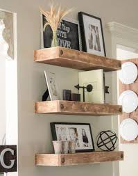 Floating Shelve Ideas Adorable HOME DZINE Home DIY Easy Shelf Ideas That You Can DIY