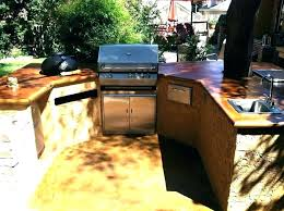 outdoor grill countertop best grills kitchen outdoor island ideas best gas grill for set concrete bar