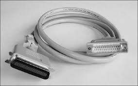 viewing types of printer connections and configurations comptia a a parallel cable uses a 25 pin 36 pin connector on either end of the cable parallel connections