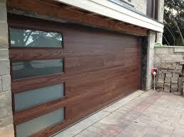 Mid Century Garage Door - Neal Johnson Ltd