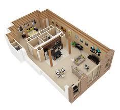 Excellent Design Loft Apartment Floor Plans Studio 1 Bath In Chicago IL On  Home Ideas.