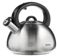 Nadoba <b>Чайник со свистком</b> Virga 731001 <b>3</b>,8 л — купить по ...