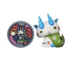 Hasbro <b>Yokai</b> Watch <b>Йо</b>-<b>кай Вотч</b>: Фигурка с <b>медалью</b> ...
