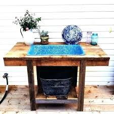 home depot outdoor sink outdoor sink faucet garden hoe outdoor sink station outside home depot faucet