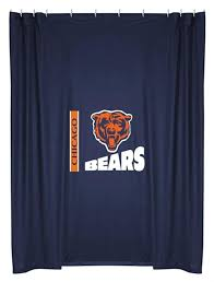 badass shower curtains. Image Of: Chicago Bears Shower Curtain Badass Curtains