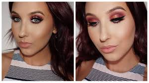 mannymua makeup geek palette tutorial jaclyn hill