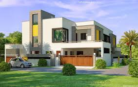 Small Picture 1 Kanal Corner Plot 2 House Design Lahore Beautiful House 1