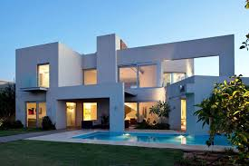 modern architectural house. Modern Home Interesting Architectural House