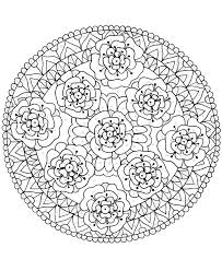 Browse and print these coloring pages to help kids practice skills like number kids love to color by numbers and we've got a bunch for you to choose from. Printable Coloring Sheets Mandala Color By Number For Adults Novocom Top