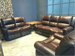 italian leather furniture manufacturers sofas living room sofa modern set recliner with top grain