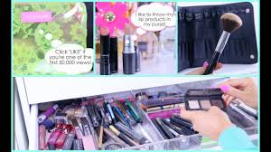 pack with me travel makeup bag
