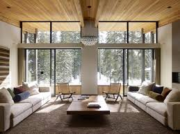 mountain modern furniture. Mountain Modern Furniture. House Living And Dining Room Decor With Wooden Furniture | Houses L