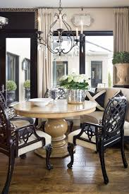 dining table tremendous round with curved bench best intended for inspirations 4