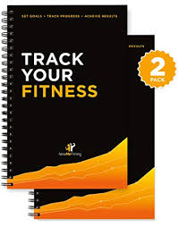 Amazon Com Fitness Planners Accessories Sports Outdoors