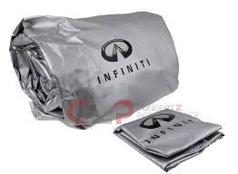 Nissan / Infiniti Infiniti OEM 999N2-V108S Silverguard Car Cover ...