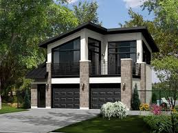Carriage House Plans   Modern Carriage House Plan   G  at    Modern Carriage House Plan  G