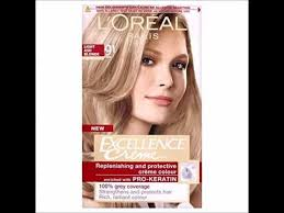 l oreal excellence permanent hair