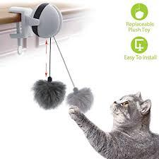Ancaixin <b>Interactive Cat</b> Automatic Jumping String <b>Toys</b> for <b>IQ</b>