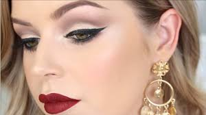 go glam makeup tutorials to try this valentine s day