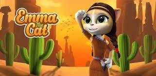 Emma the <b>Cat</b> - My Talking Virtual <b>Pet</b> - Apps on Google Play