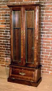 Premium Wood Gun Cabinets