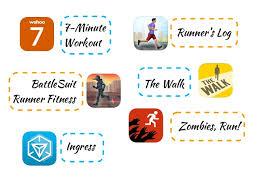 7 Minute Workout Runners Log Ingress