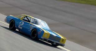 dale jr takes a spin around dega in father s 1979 monte carlo official site of nascar