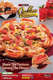 pizza hut menu 2014. Simple 2014 Pizza Hut Golden Fortune Pizza 30 OFF Promotion In Menu 2014 W