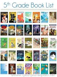 5th grade book list a visual reading list for kids post includes reading record printable