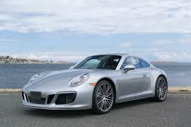 2017 Porsche 911 Carrera 4S Coupe PDK (991.2) - Silver Arrow Cars Ltd.