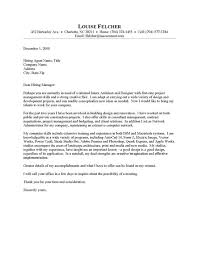 Architect Cover Letter Cover Letter Architecture Firm Architect