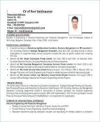 Manufacturing Engineer Resume Junior Industrial Engineer Resume