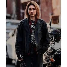 tv show sf8 to sun ho leather jacket
